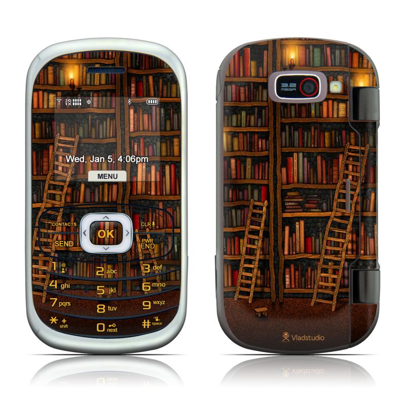 Library LG Octane VN530 Skin