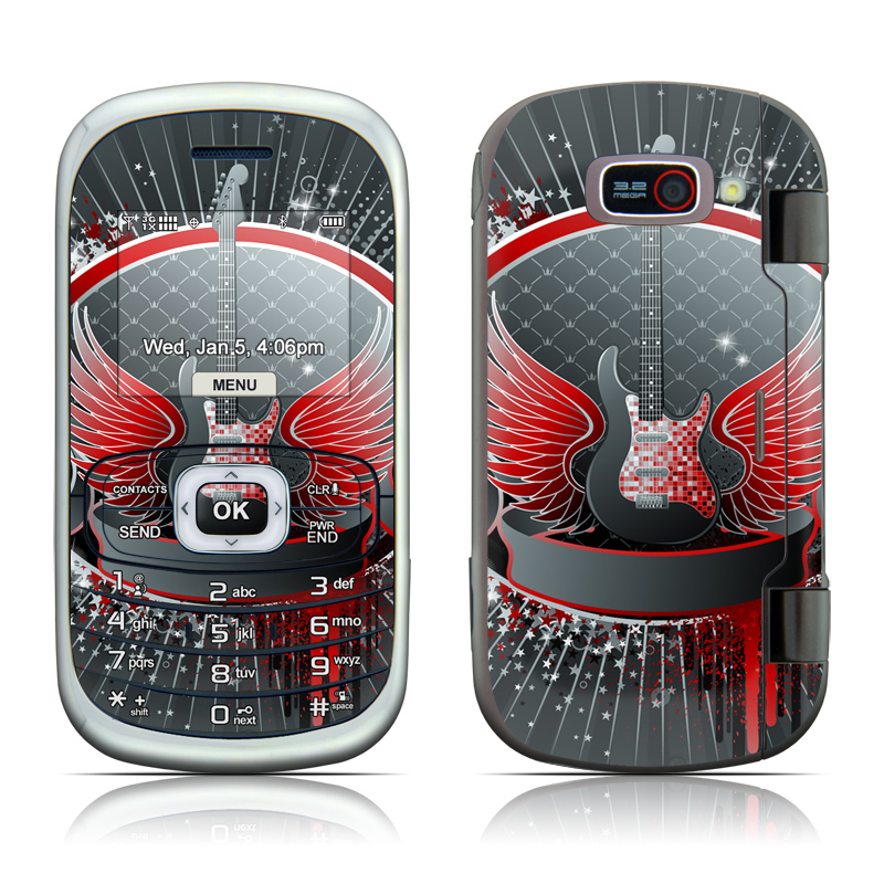 Rock Out LG Octane VN530 Skin