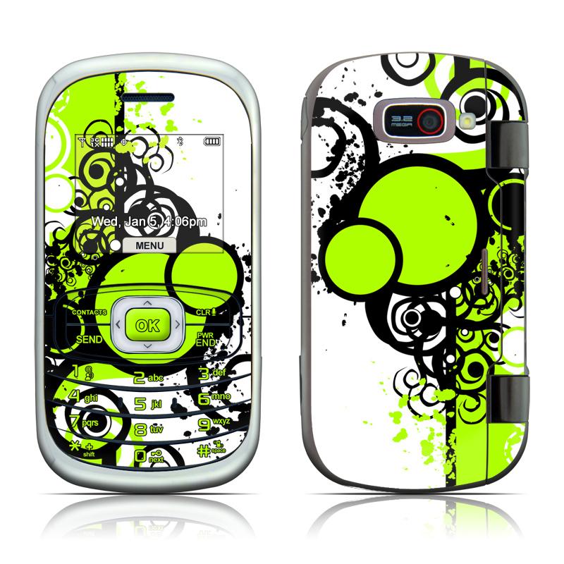 Simply Green LG Octane VN530 Skin