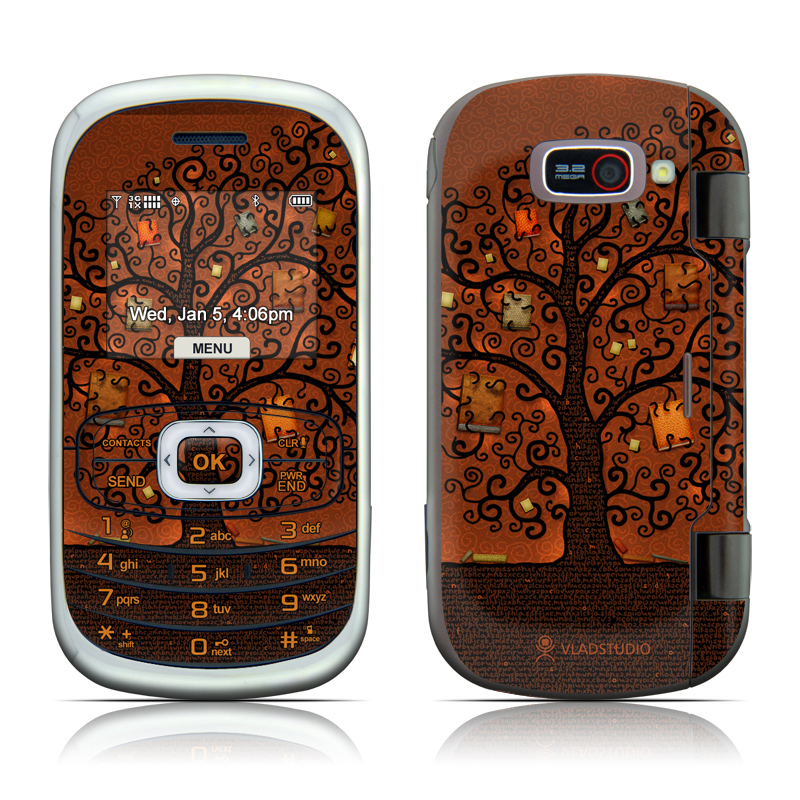 Tree Of Books LG Octane VN530 Skin