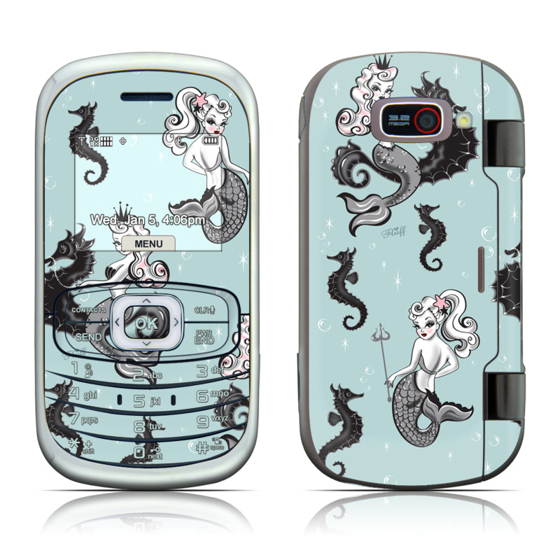 LG Octane VN530 Skin design of Illustration, Seahorse, Syngnathiformes, Design, Fictional character, Visual arts, Pattern, Art, Clip art, Graphic design with gray, black, white colors