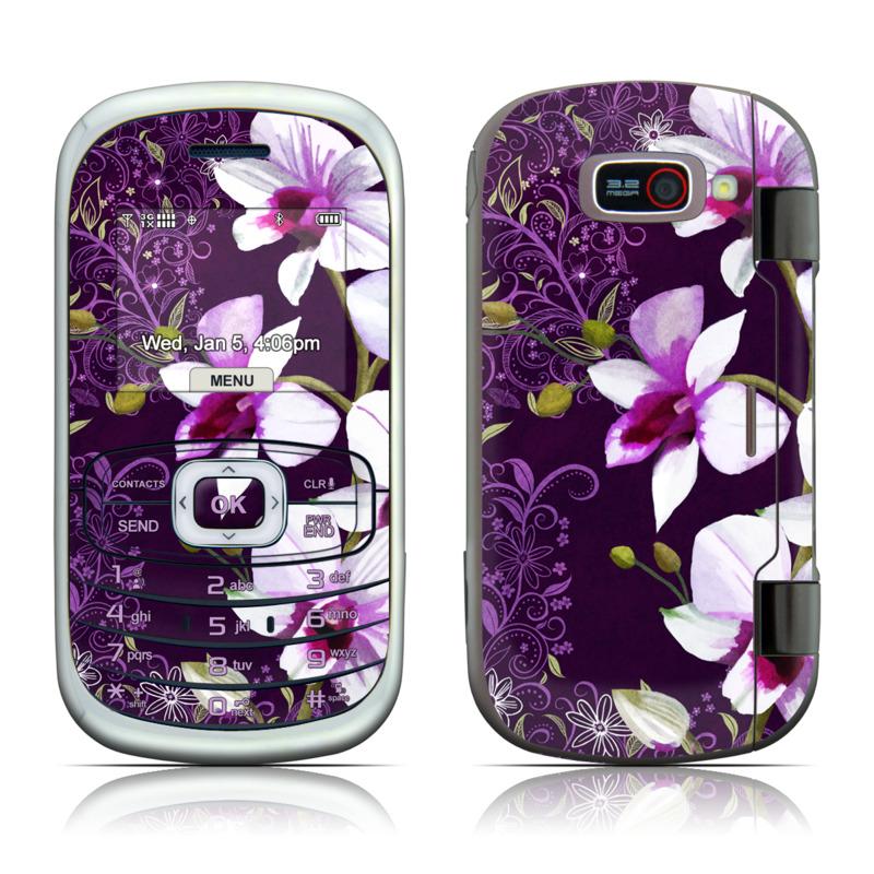 Violet Worlds LG Octane VN530 Skin