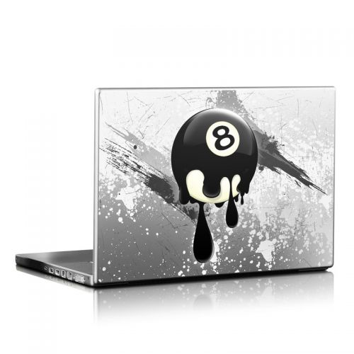 8Ball Laptop Skin