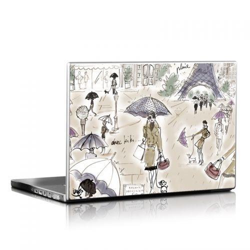 Ah Paris Laptop Skin