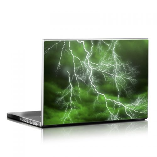 Apocalypse Green Laptop Skin