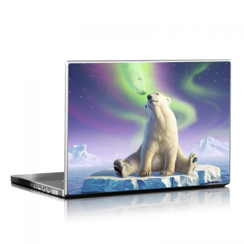 Arctic Kiss Laptop Skin