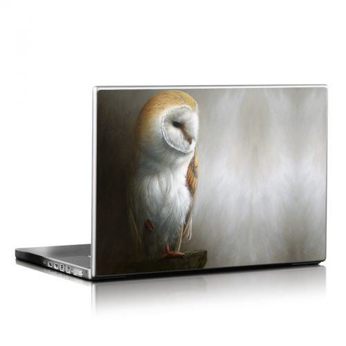 Barn Owl Laptop Skin