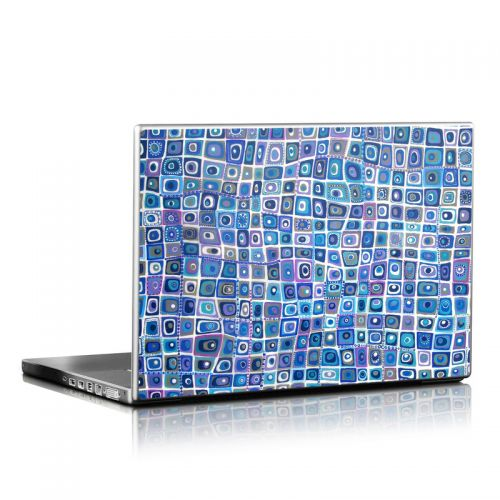 Blue Monday Laptop Skin
