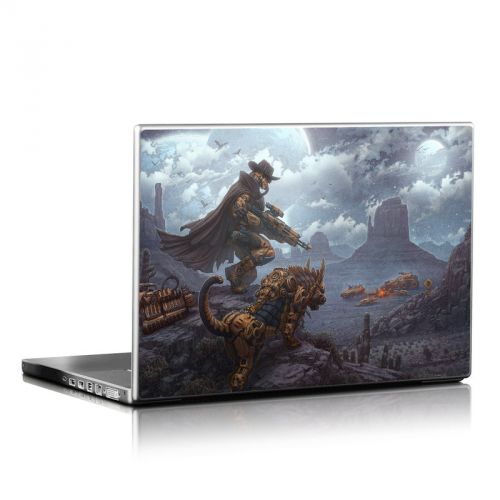 Bounty Hunter Laptop Skin