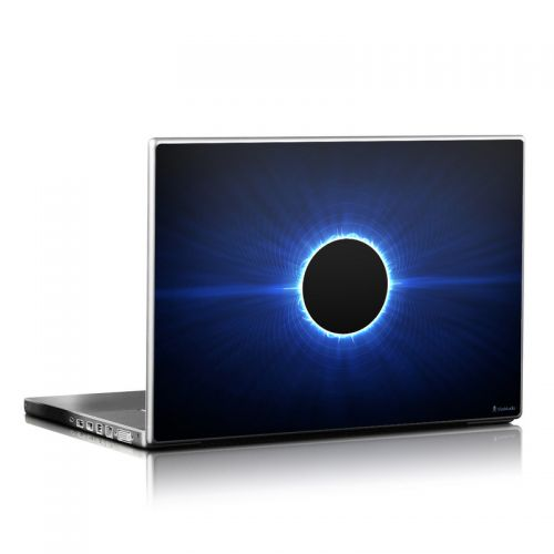 Blue Star Eclipse Laptop Skin