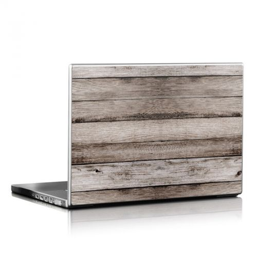 Barn Wood Laptop Skin