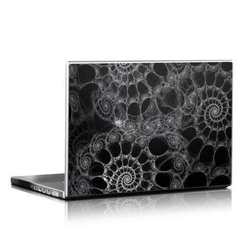 Bicycle Chain Laptop Skin