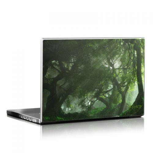 Canopy Creek Spring Laptop Skin