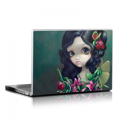 Carnivorous Bouquet Laptop Skin