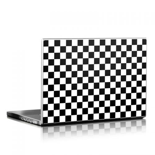 Checkers Laptop Skin