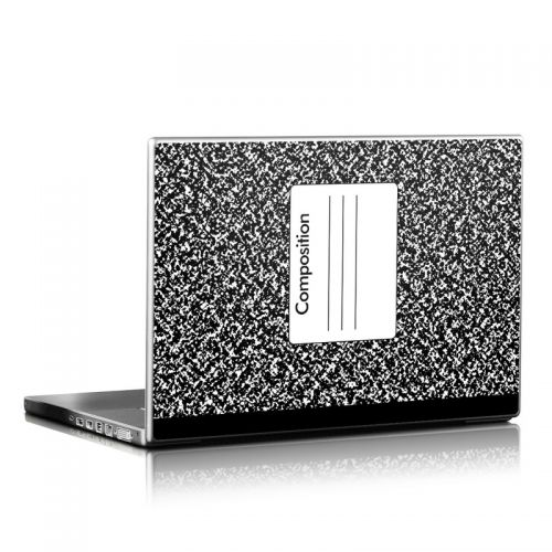 Composition Notebook Laptop Skin