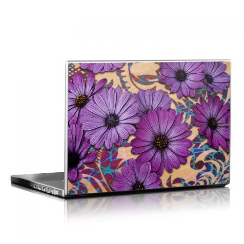Daisy Damask Laptop Skin
