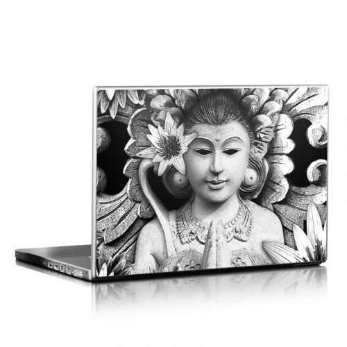 Dawning of the Goddess Laptop Skin