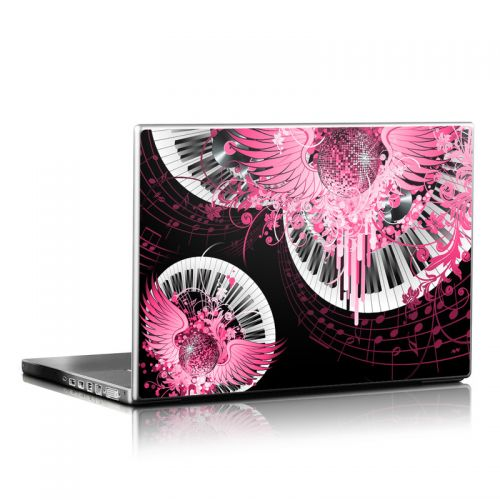 Disco Fly Laptop Skin