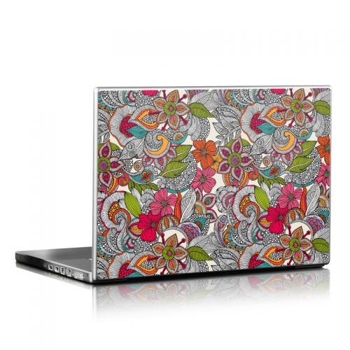 Doodles Color Laptop Skin