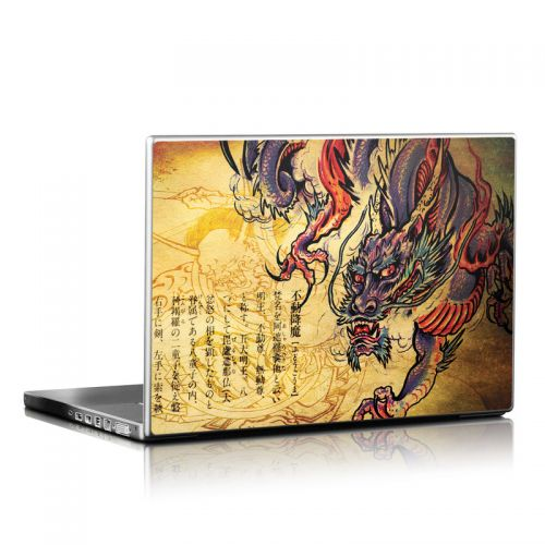 Dragon Legend Laptop Skin