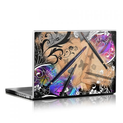 Dream Flowers Laptop Skin