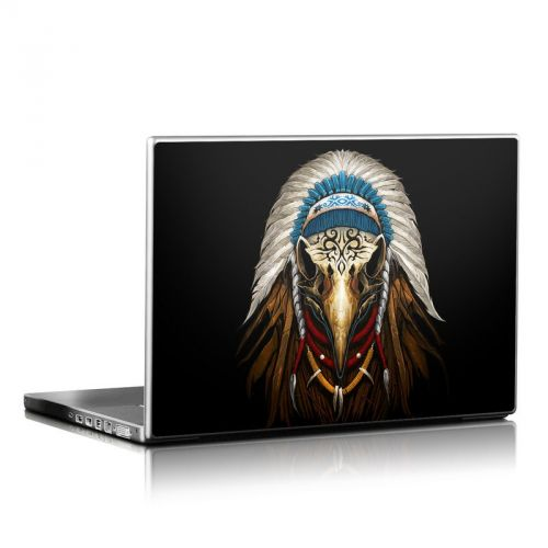 Eagle Skull Laptop Skin