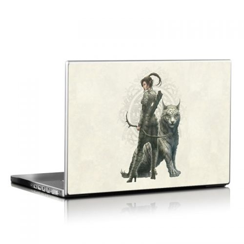 Half Elf Girl Laptop Skin