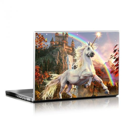 Evening Star Laptop Skin