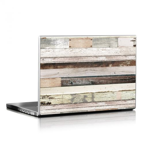 Eclectic Wood Laptop Skin
