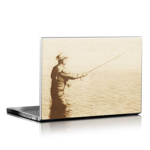 Fisherman Laptop Skin