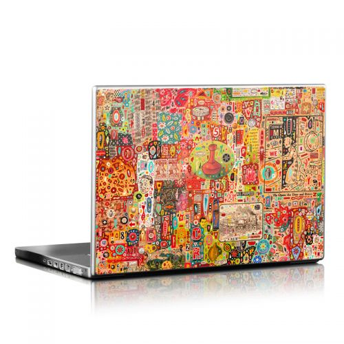 Flotsam And Jetsam Laptop Skin