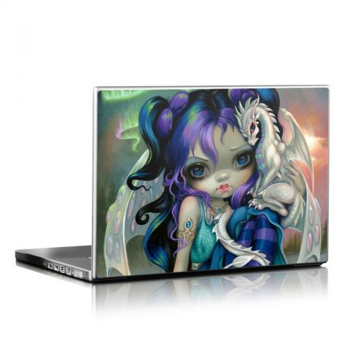 Frost Dragonling Laptop Skin