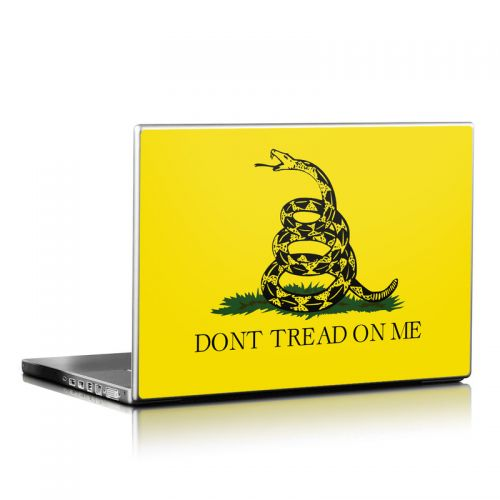 Gadsden Flag Laptop Skin