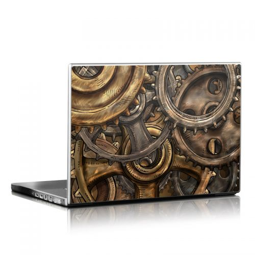 Gears Laptop Skin