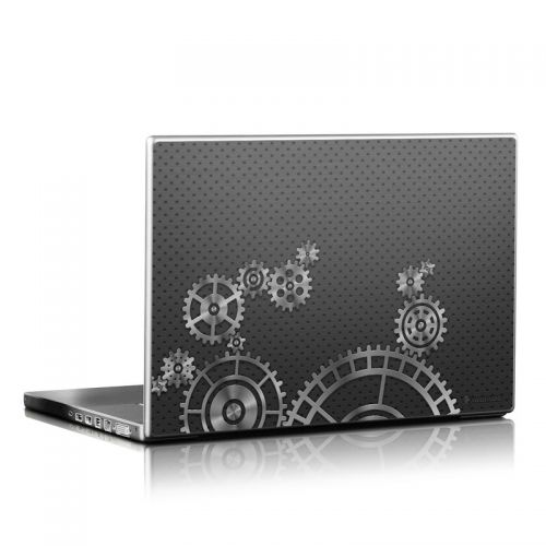 Gear Wheel Laptop Skin