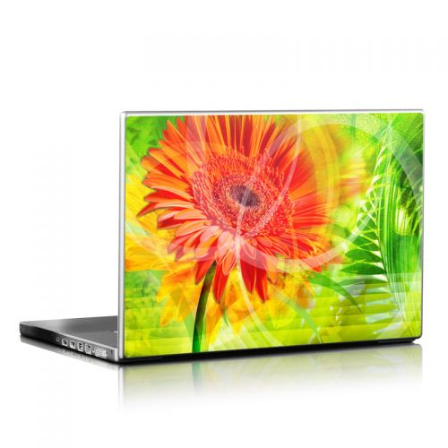 Gerbera Laptop Skin