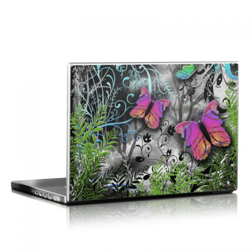 Goth Forest Laptop Skin