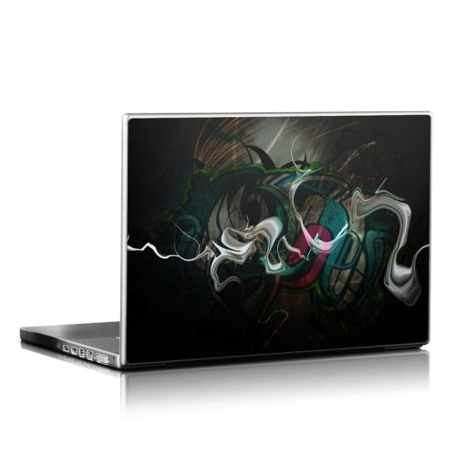 Graffstract Laptop Skin