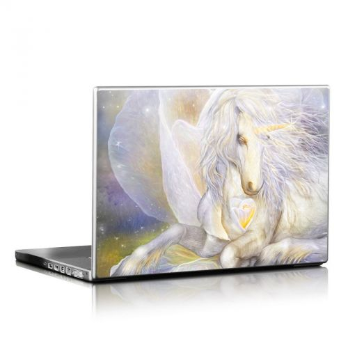 Heart Of Unicorn Laptop Skin