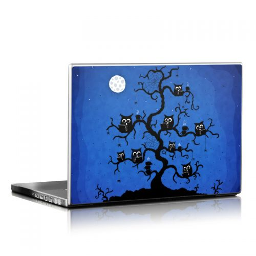Internet Cafe Laptop Skin