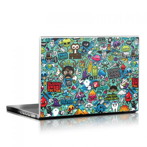 Jewel Thief Laptop Skin