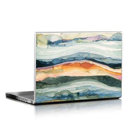 Layered Earth Laptop Skin