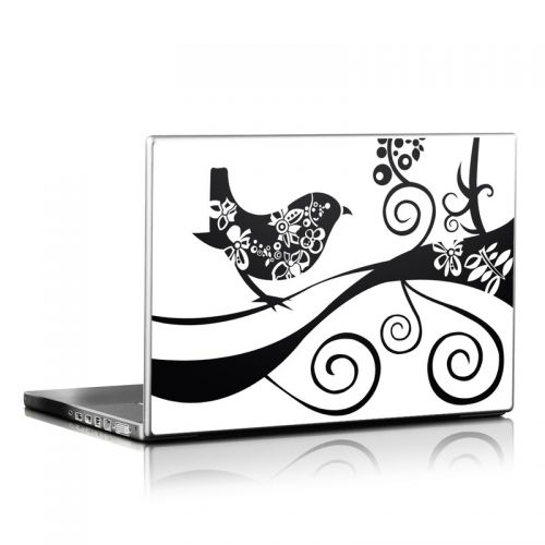 Little Curly Laptop Skin