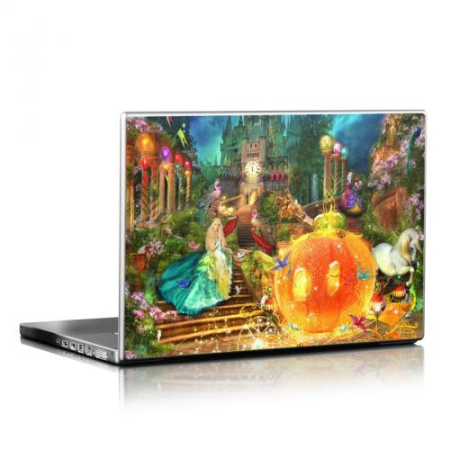 Midnight Fairytale Laptop Skin