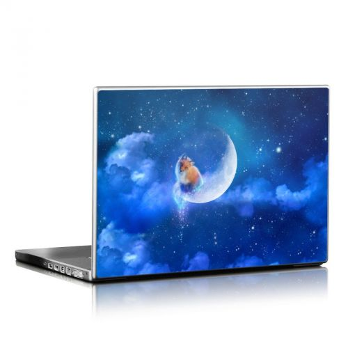 Moon Fox Laptop Skin
