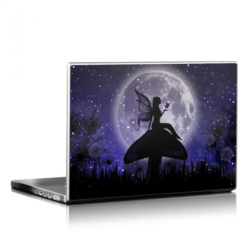 Moonlit Fairy Laptop Skin