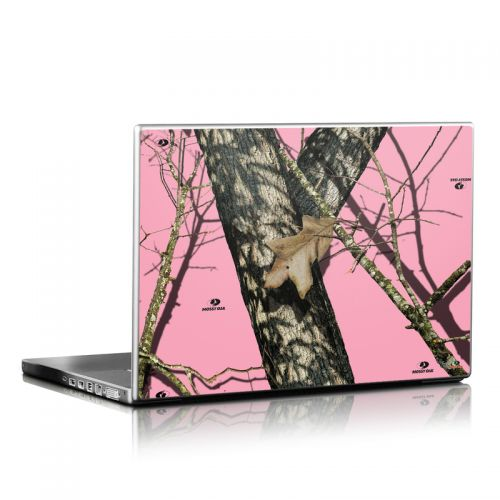 Break-Up Pink Laptop Skin