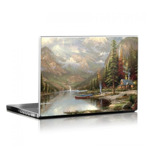 Mountain Majesty Laptop Skin