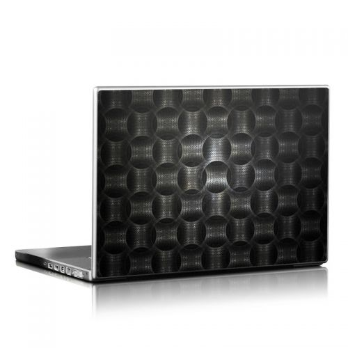 Metallic Weave Laptop Skin
